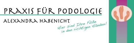Praxis für Podologie - Alexandra Habenicht
